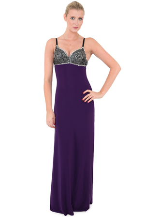 Beaded-Bra-Maxi-Dress