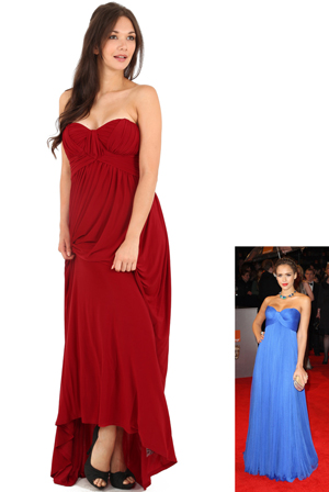 Maxi-Dress-in-the-style-of-Jessica-Alba-1569b