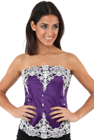 Wholesale Victorian Lace Corset