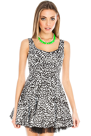 Wholesale Netter Skater Dress