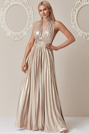 Wholesale-Stephanie-Pratt-Deep-V-Neck-Metallic-Maxi-Dress_2