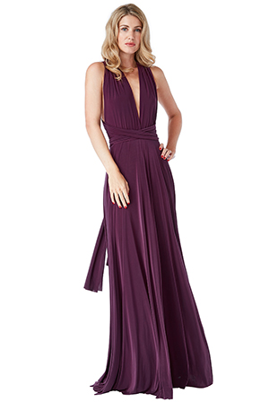 Wholesale-Multi-Way-Maxi-Dress