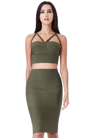 Wholesale-Bralette-Top-and-Bodycon-Skirt-Set