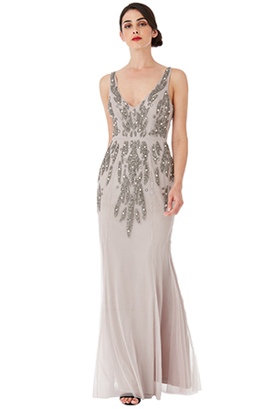 Wholesale-Pearl-Embellished-Open-Back-Maxi-Dress-DR1519