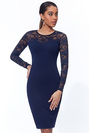 Wholesale-Lace-Neck-Midi-Dress-DR1963A