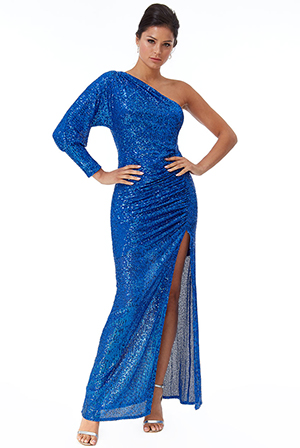 Wholesale-One-Sleeve-Sequin-Maxi-Dress-DR2020