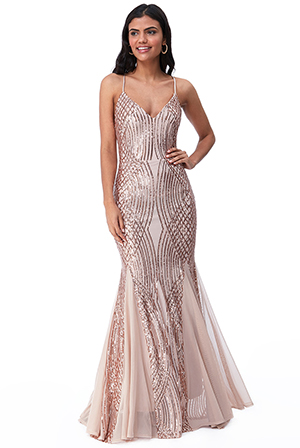 Wholesale-Geometric-Sequin-Maxi-Dress-DR2025