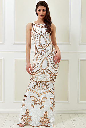 Wholesale-Sequin-Embroidered-Maxi-Dress-DR2044