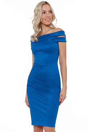 Wholesale-Bandeau-Midi-Dress