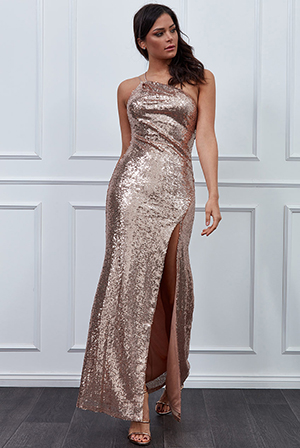 Wholesale-Vicky-Pattison-One-Shoulder-Sequin-Maxi-Dress-DR2216