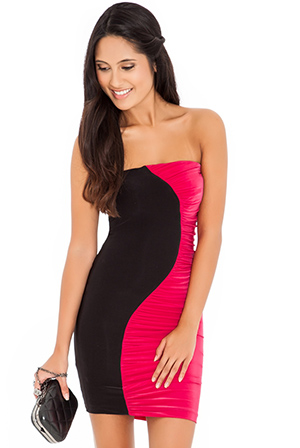 Strapless-Bodycon-Dress