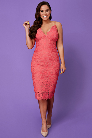 Wholesale-Vicky-Pattison-Scalloped-Edge-Lace-Midi-Dress-DR2248