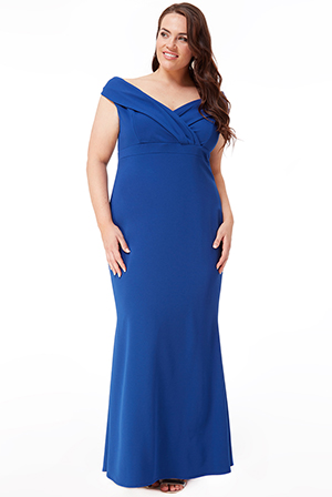 Wholesale-Plus-Size-Front-Wrap-Off-The-Shoulder-Maxi-Dress-DR2290P