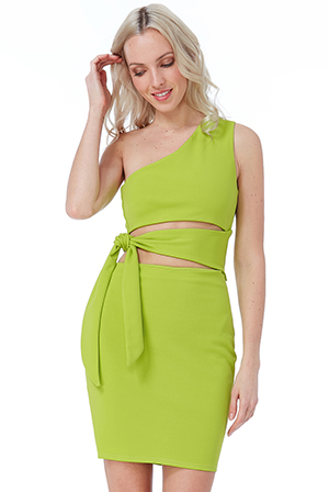 Wholesale-Cut-Out-One-Shoulder-Mini-Dress-DR2314