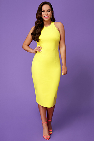 Wholesale-Vicky-Pattison-Bow-Back-Midi-Dress-City-Goddess