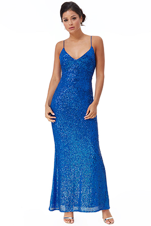 Wholesale-Sequin-Cross-Strap-Maxi-Dress-DR2454