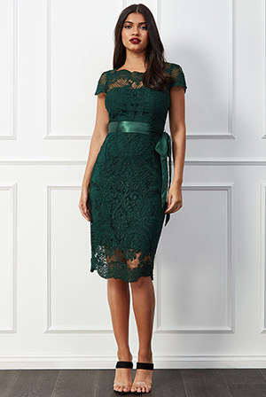 Wholesale-Scallop-Hem-Lace-Midi-Dress-DR2457
