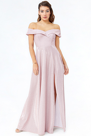 Wholesale-Bardot-Lurex-Maxi-Dress-DR2529
