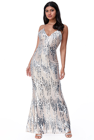 Wholesale-Sequin-Strappy-Maxi-Dress-DR2547