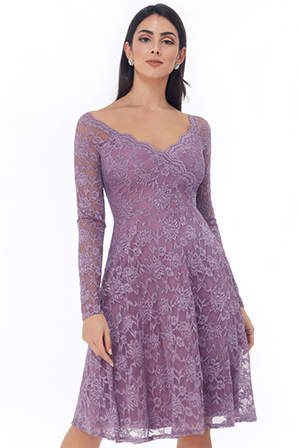 Wholesale-All-Over-Lace-Scalloped-Edge-Midi-Dress-DR2564