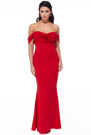 Wholesale-Cowl-Neck-Off-The-Shoulder-Maxi-Dress-DR2690