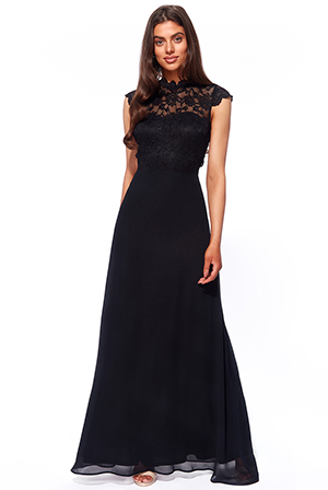 Wholesale-One-Shoulder-Bardot-Sequin-and-Mesh-Maxi-Dress-DR2796