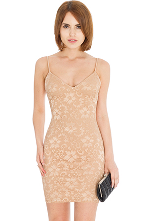 Wholesale-Lace-Cami-Lace-Mini-Dress