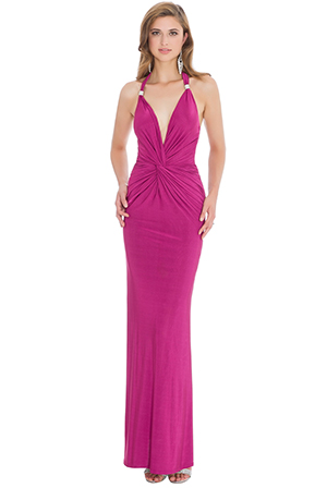 Wholesale Knotted Maxi Dress