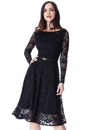 Wholesale Day to Evening Lace Dress