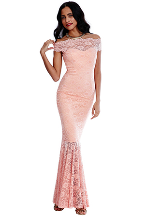 Wholesale-Bardot-Lace-Maxi-Dress-DR809B