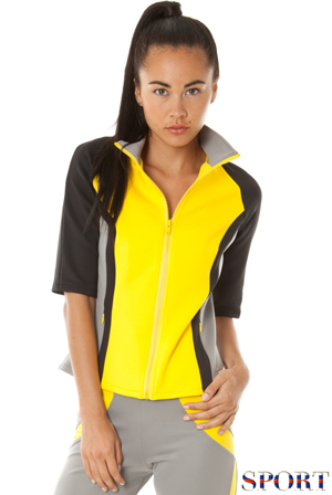 Zip-up-Colour-Block-Sports-Jacket-j1828A