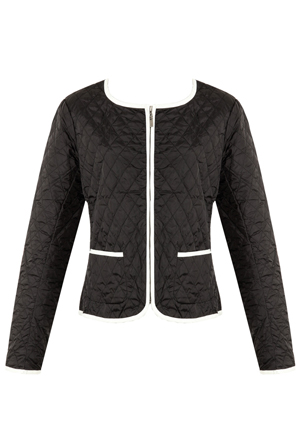 Collarless-Quilted-Jacket