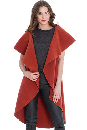Wholesale Sleeveless Cape