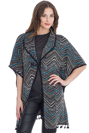 Wholesale Patterned Cape