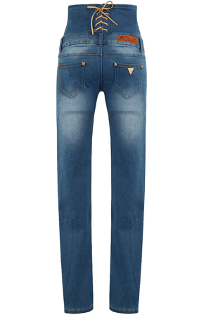 Wholesale High Waisted Jeans