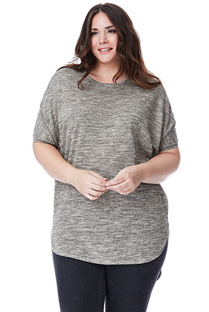 Wholesale-Plus-Size-Asymmetric-Top-with-Zip-Detail