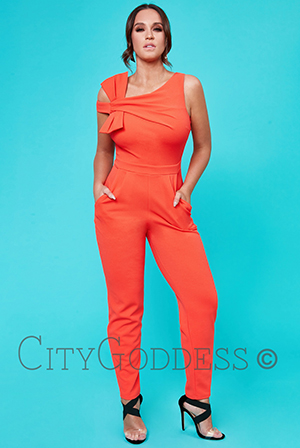 Wholesale-Vicky-Pattison-Bow-Front-Jumpsuit-TR249VP