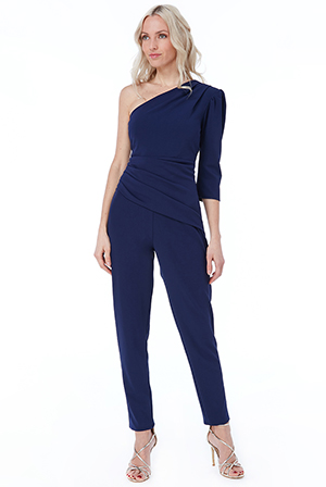 Wholesale-One-Shoulder-Long-Sleeve-Jumpsuit-TR253