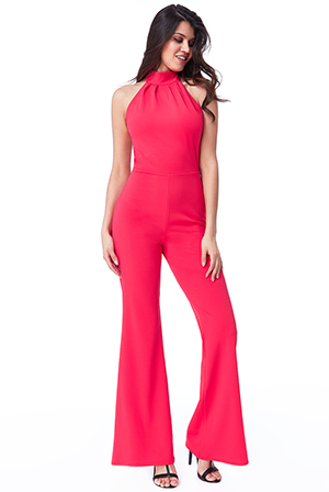 Wholesale-High-Neck-Open-Back-Jumpsuit-TR257