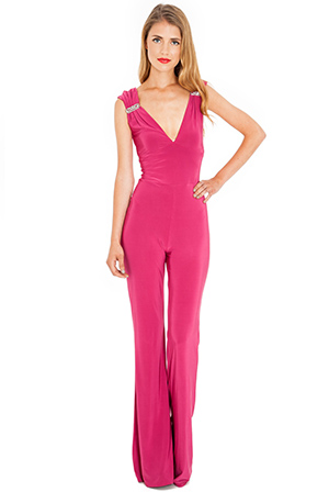 Deep-V-Neck-Jumpsuit-with-Diamante-accents