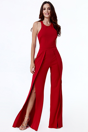 Wholesale-Open-Back-Flared-Leg-Jumpsuit-TR262