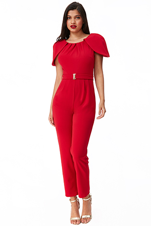 Wholesale-Cape-Shoulder-Jumpsuit-TR276