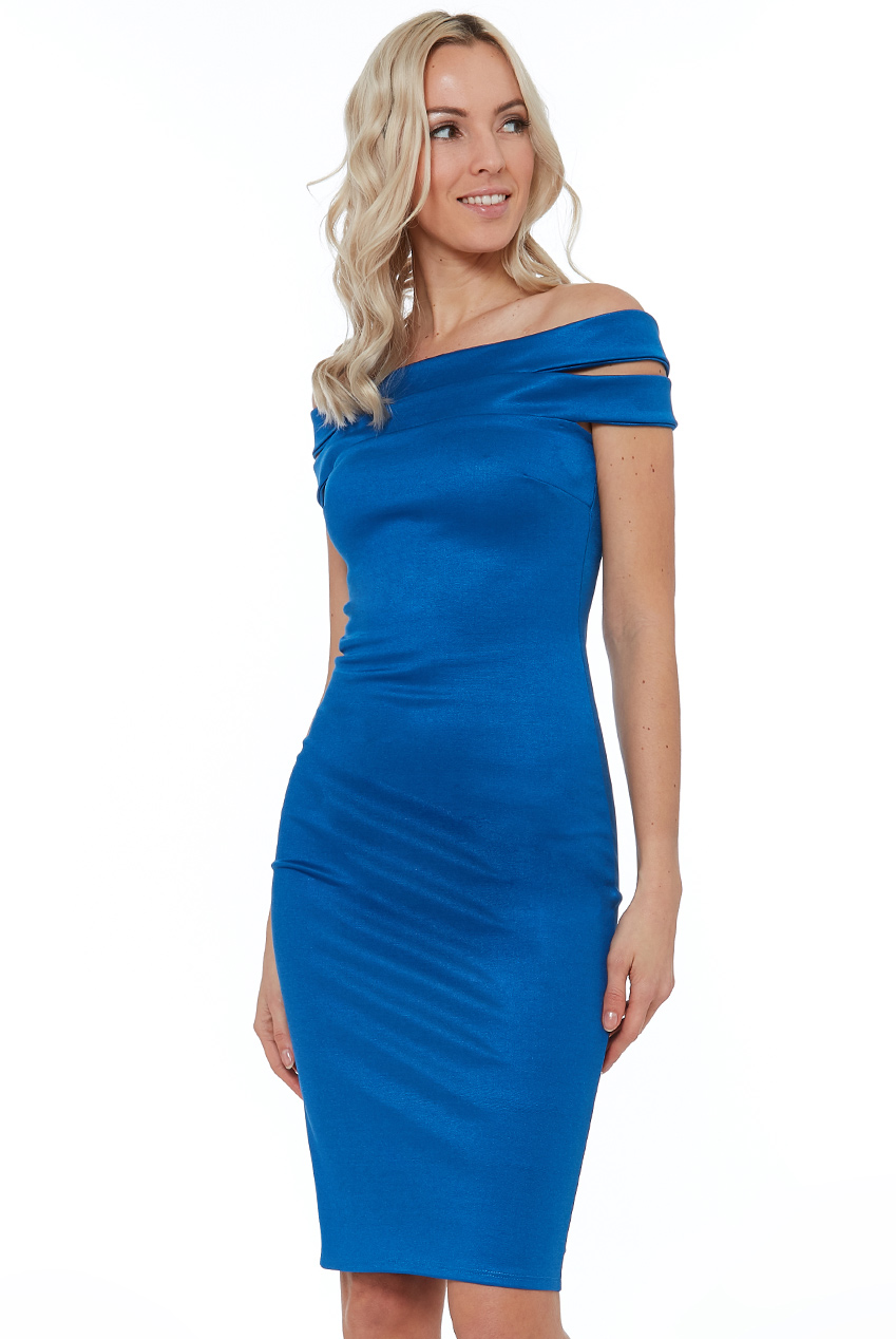 Wholesale Bandeau Midi Dress