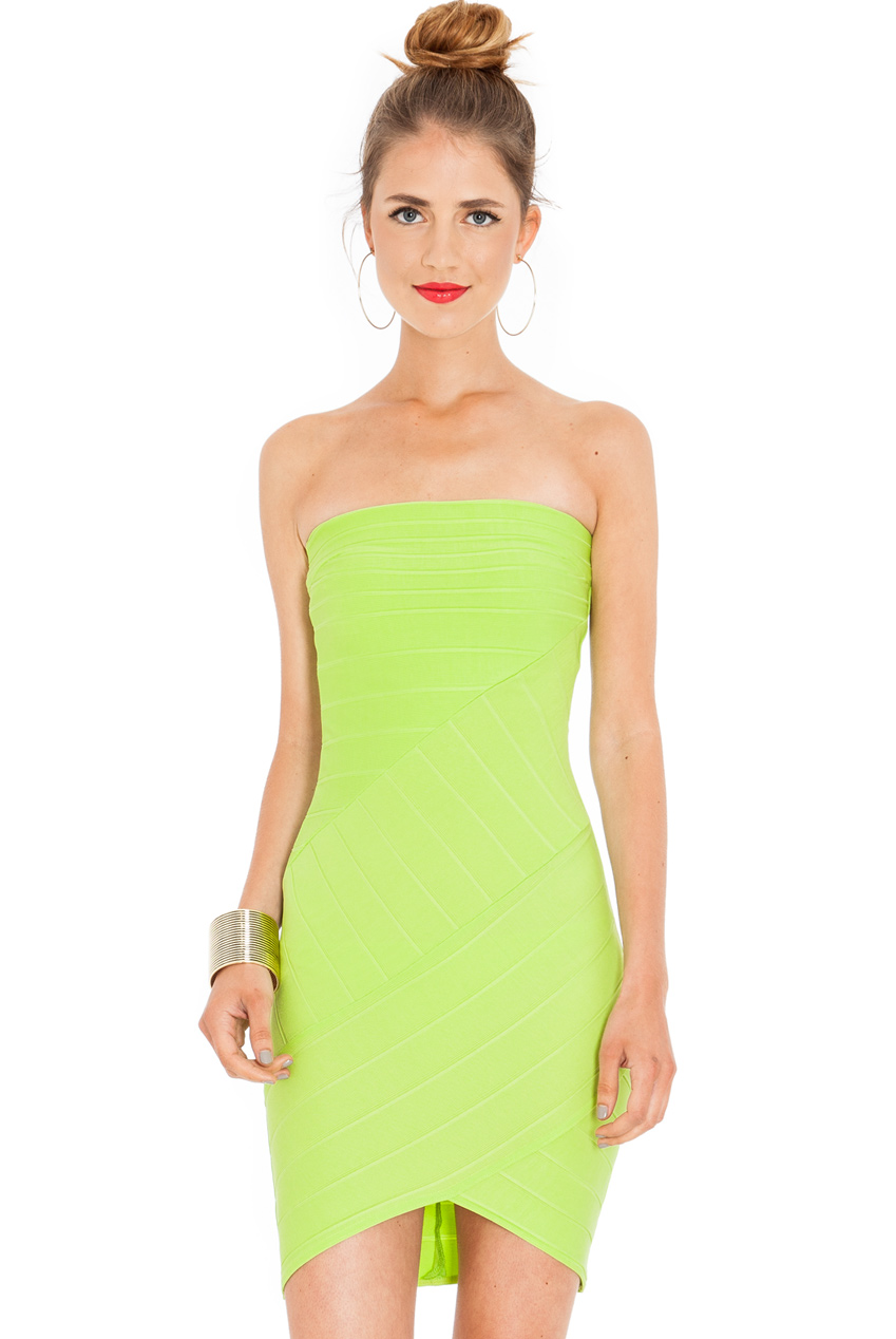 Wholesale Strapless Bodycon Dress