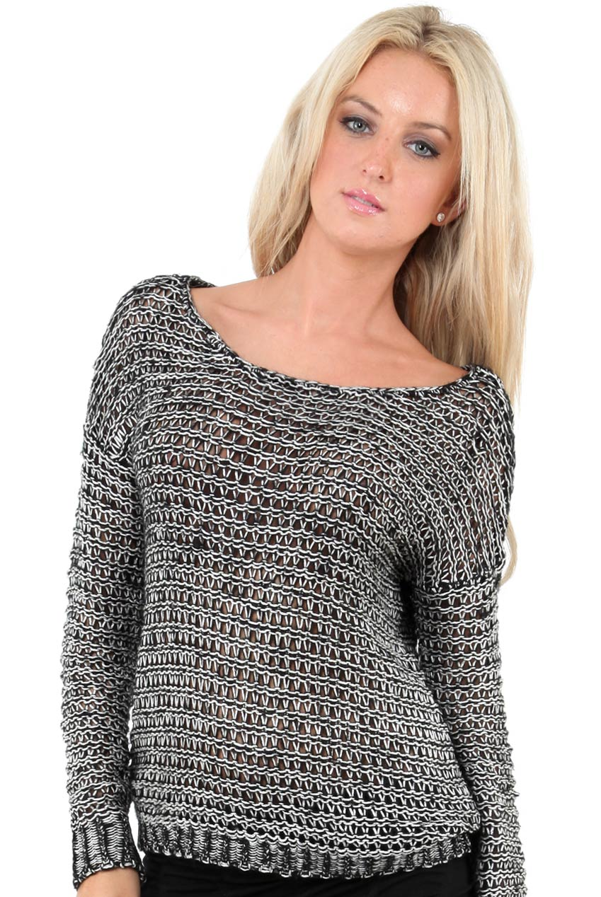 Wholesale Loose Knit Oversize Jumper