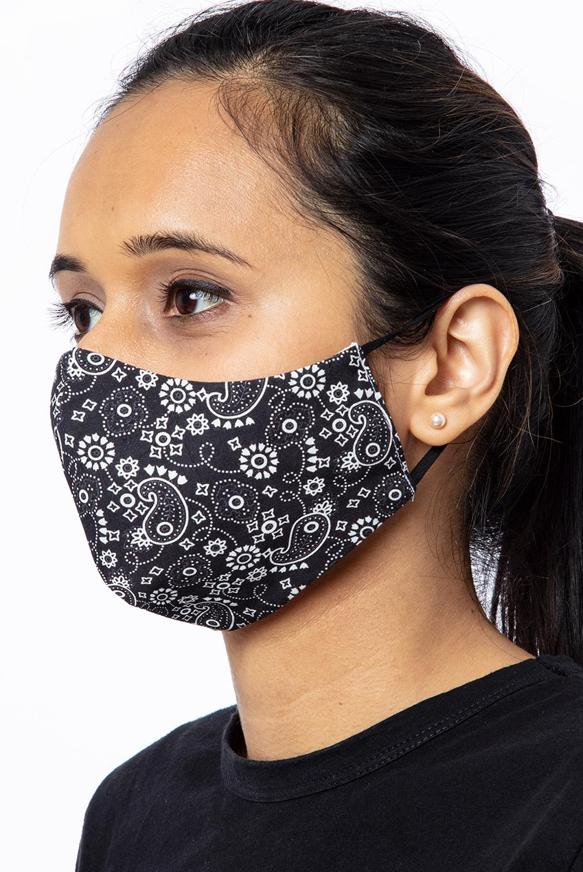 Wholesale Fabric Face Mask