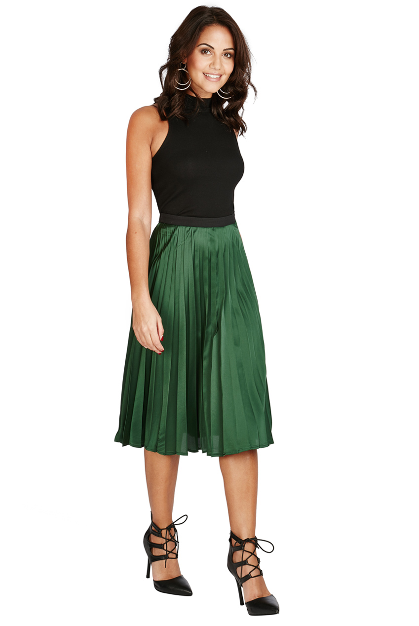 8ec9f4dffa Pleated Midi Skirt Asos Uk | Huston Fislar Photography