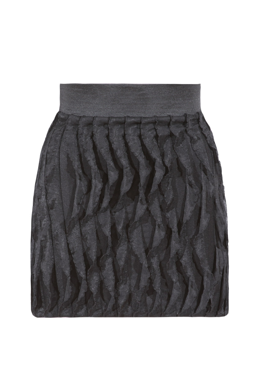 Wholesale Stretch Frill Skirt