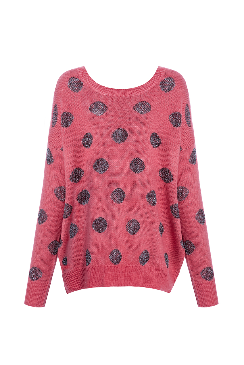 Wholesale Polka Dot Jumper