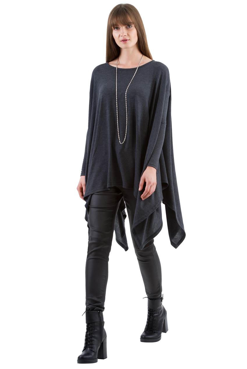 Wholesale Knitted Oversized Top